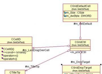 CGRidCtrl控件 学习心得