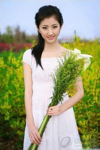 中国最美的十大校花