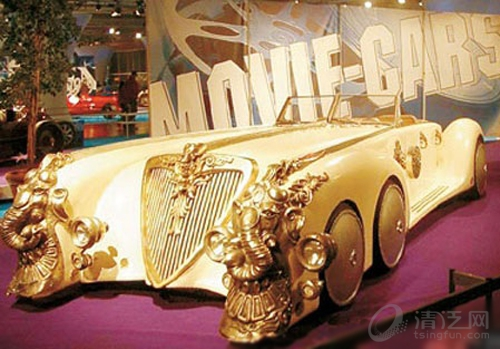 全世界最贵的十辆车