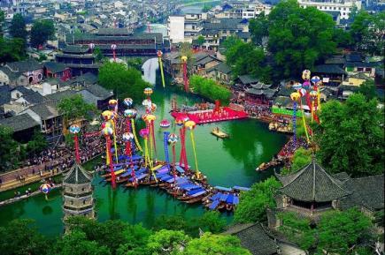 中国最美的十大世外桃源